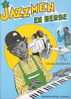 Jazzmen en Herbe Volume 1 Charles-Henry Partition laflutedepan
