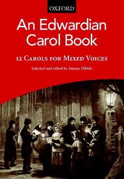 An Edwardian Carol Book - Partition - Chœur - laflutedepan.com