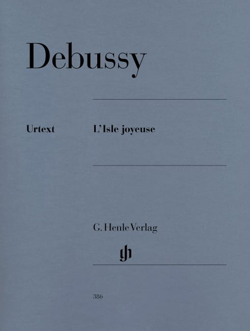 L'Isle Joyeuse - DEBUSSY - Partition - Piano - laflutedepan.com