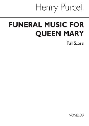 Funeral Music For Queen Mary laflutedepan
