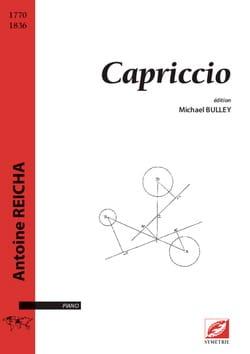Capriccio REICHA Partition Piano - laflutedepan