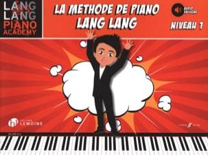 La méthode de Piano LANG LANG - Niveau 1 Lang LANG laflutedepan