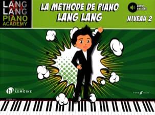 La méthode de Piano LANG LANG - Niveau 2 Lang LANG laflutedepan
