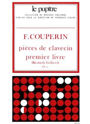 Pièces de Clavecin. Livre 1 COUPERIN Partition Clavecin - laflutedepan