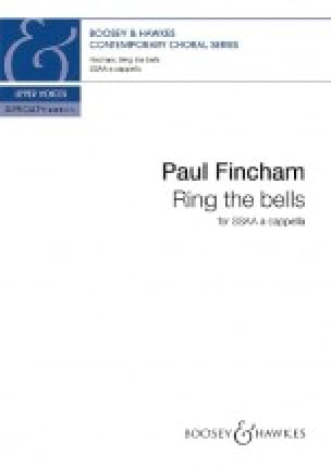 Ring the bells - Paul Fincham - Partition - Chœur - laflutedepan.com