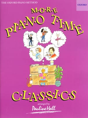 More Piano Time Classics Partition Piano - laflutedepan