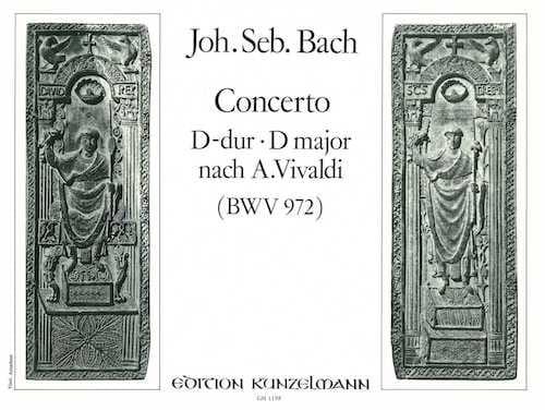 Concerto En Ré Majeur D'après Vivaldi BWV 972 - laflutedepan.com