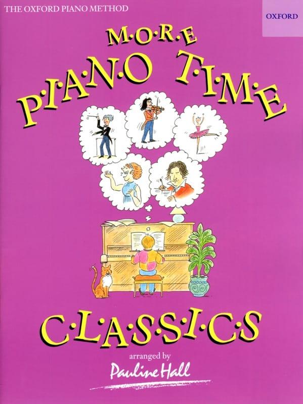 More Piano Time Classics - Partition - Piano - laflutedepan.be