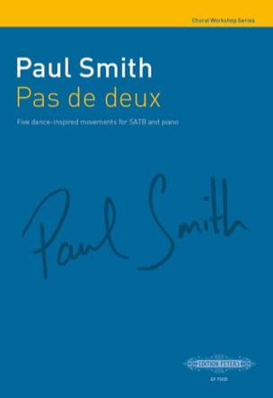 Pas de deux Paul SMITH Partition Chœur - laflutedepan