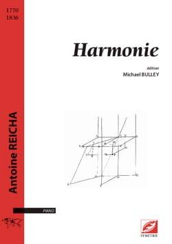 Harmonie - REICHA - Partition - Piano - laflutedepan.com