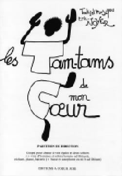 Les Tam-Tams de mon Coeur. Conducteur Eric Noyer laflutedepan