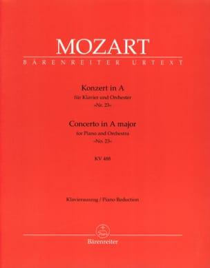 Concerto Pour Piano N° 23 En la Majeur KV 488 MOZART laflutedepan