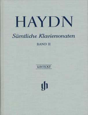 Sonates Pour Piano - Volume 2 - Edition RELIEE - laflutedepan.com
