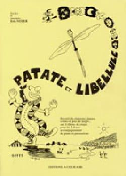 Patate et Libellule Eric Noyer Partition Pour enfants - laflutedepan