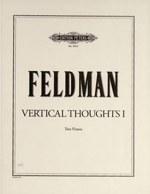 Vertical Thoughts 1 Morton Feldman Partition Piano - laflutedepan