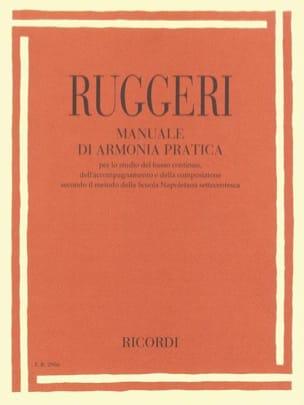 Manuale Di Armonia Pratica Marco Ruggeri Partition laflutedepan