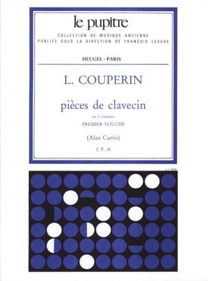 Pièces De Clavecin. Volume 1 Couperin Louis / Curtis Alan laflutedepan