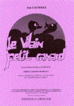 Le Vilain Petit Canard Jean Gauffriau Partition laflutedepan