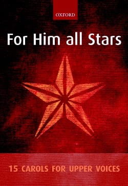 For Him All Stars Partition Chœur - laflutedepan