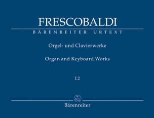 Oeuvres pour Orgue et Clavier. Volume 1-2 FRESCOBALDI laflutedepan