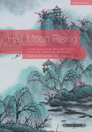 Half moon rising Partition Chœur - laflutedepan