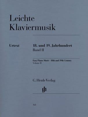 Leichte Klaviermusik Aus 2 Jahrhunderten Volume 2 laflutedepan