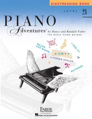Piano Adventures Level 2A - Sightreading Book laflutedepan