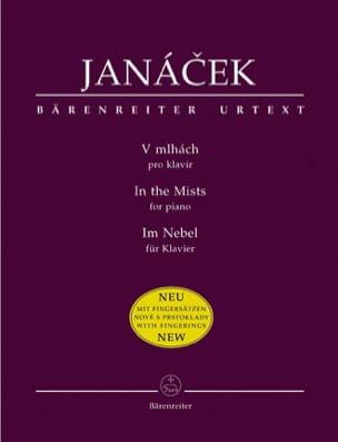 Dans les brumes (V Mlhach) JANACEK Partition Piano - laflutedepan