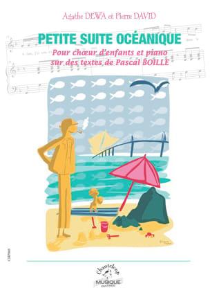 Petite Suite Océanique - Dewa Agathe / David Pierre - laflutedepan.com