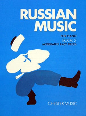 Russian Music Volume 2 Partition Piano - laflutedepan
