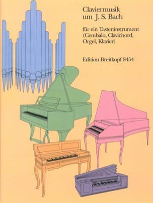 Claviermusik Um J S Bach - Partition - Clavecin - laflutedepan.com