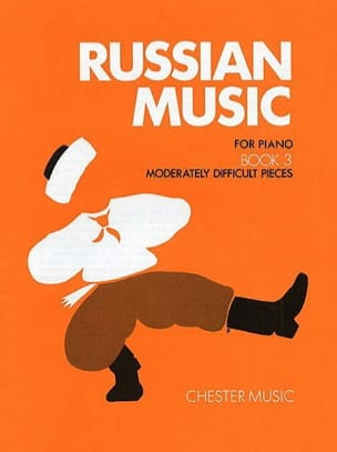 Russian Music Volume 3 Partition Piano - laflutedepan