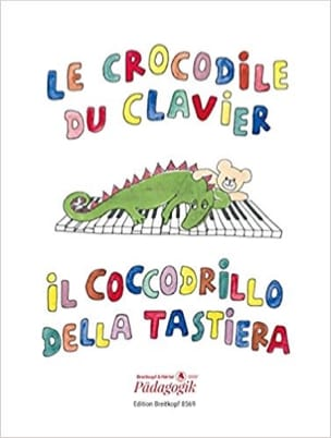 - The Keyboard Crocodile - Partition - di-arezzo.co.uk