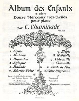 Album des Enfants 2ème Série Opus 126 - laflutedepan.com