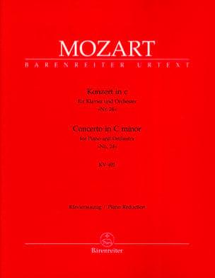 Concerto Pour Piano N° 24 En Do Mineur K 491 MOZART laflutedepan