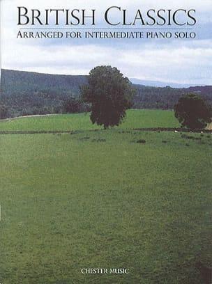 British Classics Partition Piano - laflutedepan