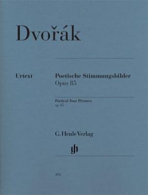 Impressions Poétiques Opus 85 - DVORAK - Partition - laflutedepan.com