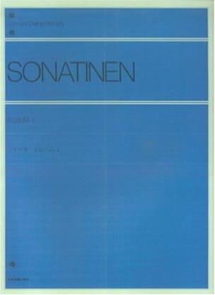 Sonatinen Compositeurs Divers Partition Piano - laflutedepan