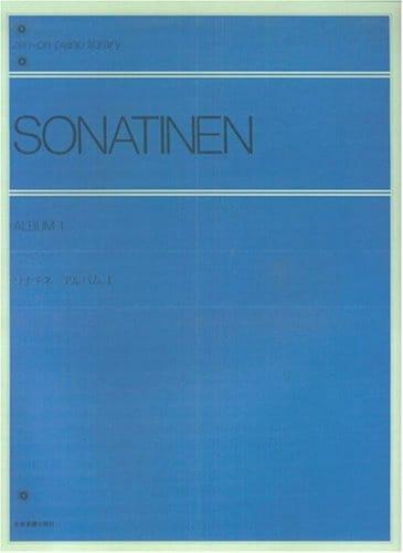 Sonatinen - Compositeurs Divers - Partition - Piano - laflutedepan.com
