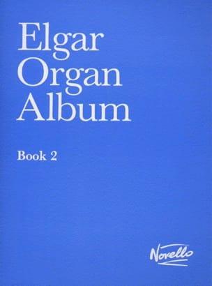 Organ Album Book 2 ELGAR Partition Orgue - laflutedepan