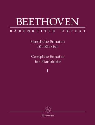Ludwig van Beethoven - Sonatas for Piano - Volume 1 - Partition - di-arezzo.com