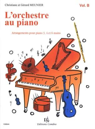 L'orchestre Au Piano Volume B laflutedepan