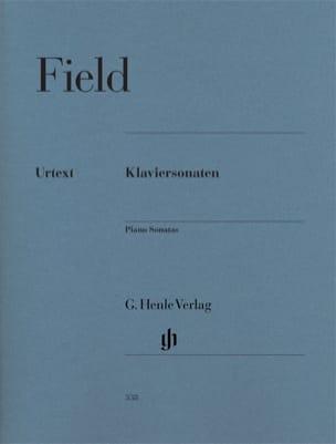 Sonates pour piano John Field Partition Piano - laflutedepan