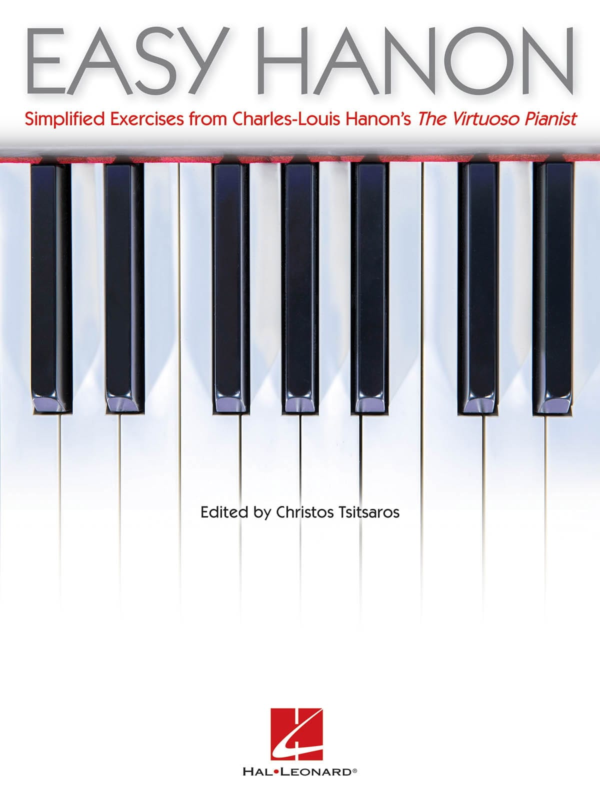Easy Hanon - HANON - Partition - Piano - laflutedepan.com