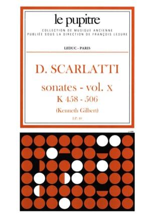 Oeuvres Complètes Volume 10. K458 A K506 laflutedepan