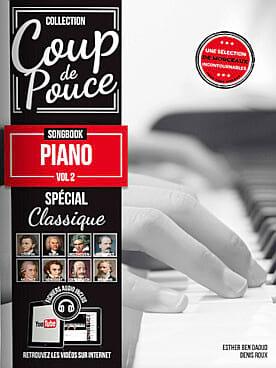 Songbook Piano Volume 2 - Spécial Classique - laflutedepan.com