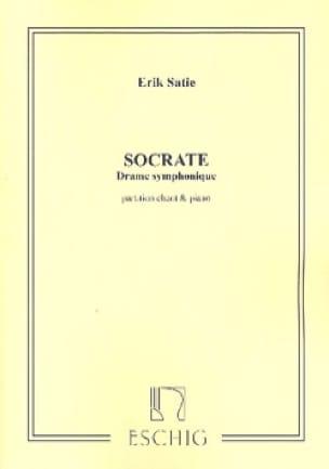 Socrate - SATIE - Partition - Opéras - laflutedepan.com