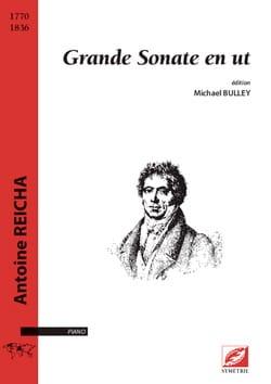 Grande Sonate en Ut REICHA Partition Piano - laflutedepan