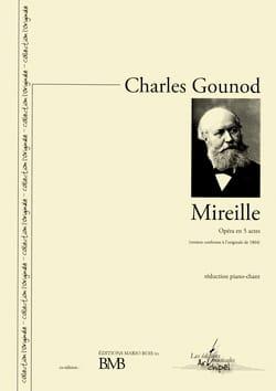 Mireille GOUNOD Partition Opéras - laflutedepan
