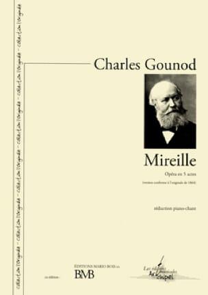 Mireille - GOUNOD - Partition - Opéras - laflutedepan.com